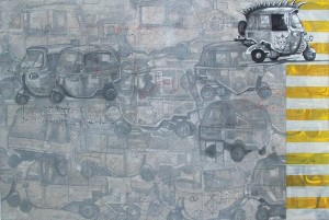05. modifikasi #1,mixed media,100x140cm,2012