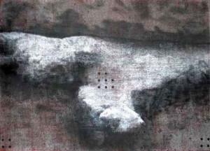 Heartstory • 125 x 200-cm • Acrylic on canvas • 2010